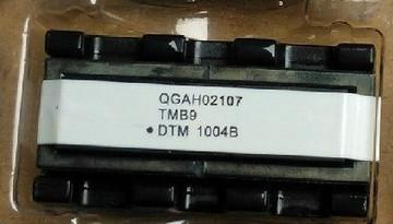 [二手拆機][含稅]拆機二手原裝 QGAH02107 電源板高壓線圈 變壓器