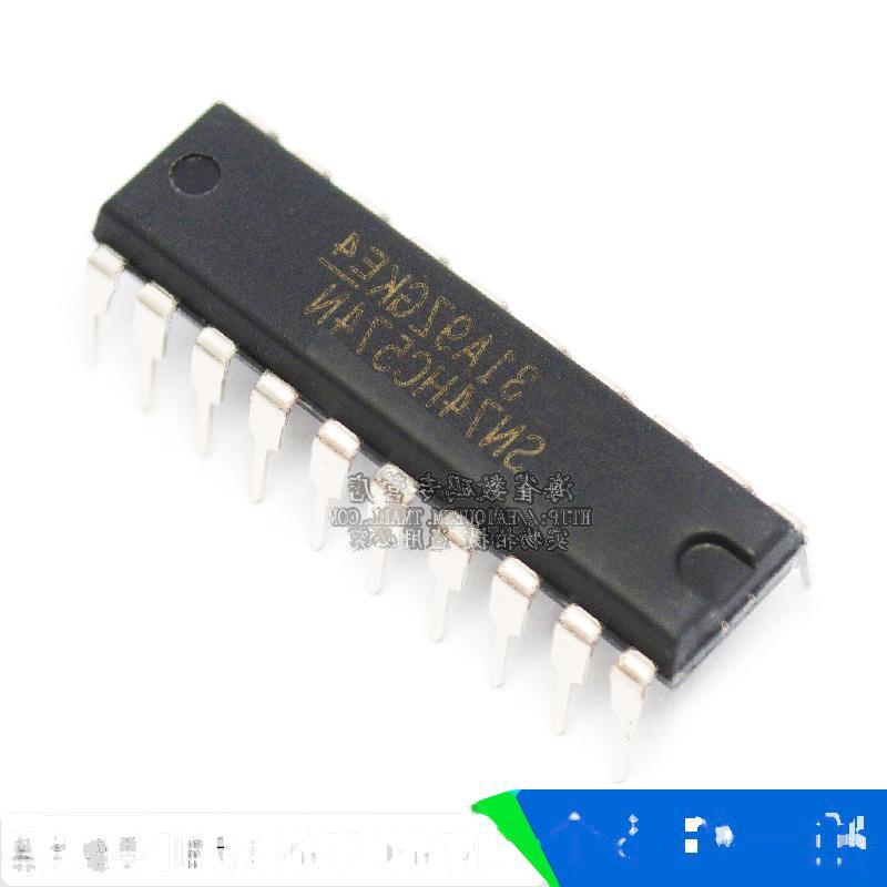 SN74HC574N 緩衝器驅動器 直插DIP20 5隻 221-00925