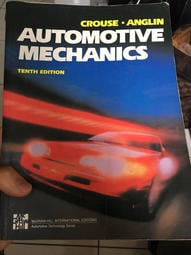 AUTOMOTIVE MECHANICS, 12th edition