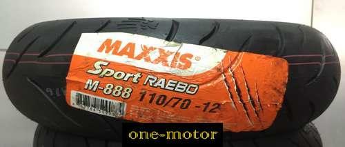 新北市泰山區 《one-motor》 MAXXIS 瑪吉斯 M888 RAEBO 銳豹 M 888 110/70-12