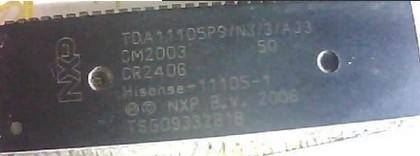 [二手拆機][含稅]原裝 TDA11105PS/N3/3/AJ3
