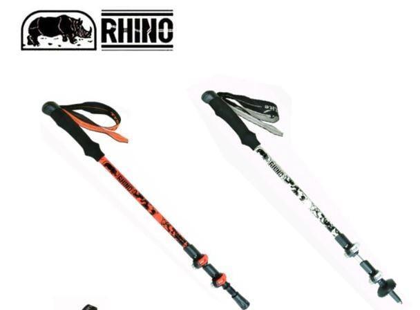 大自在 犀牛 RHINO 791 快扣 登山杖 健行杖 可調整61至130公分