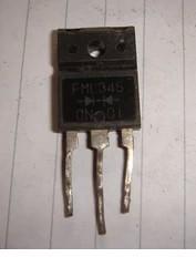 [二手拆機][含稅]原裝拆機 大功率快恢復二極體 FML34S
