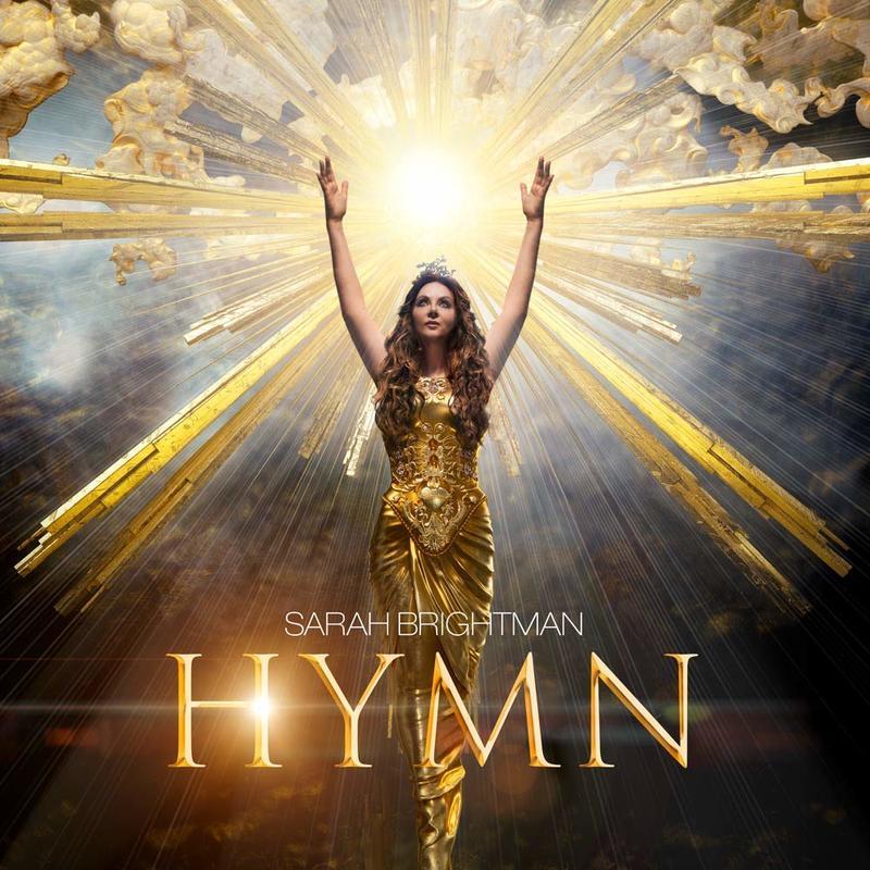 代訂 11/9 UCCS-1244 Yoshiki參加 莎拉布萊曼 HYMN~永遠の讃歌 日版 SHM-CD