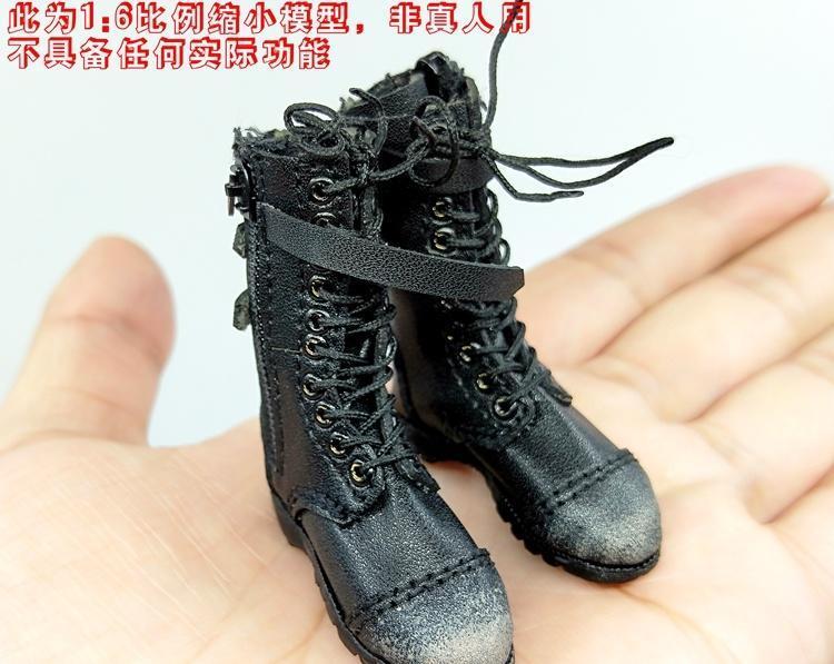 【現貨】1/6  ( 作戰靴空心 ) FLAGSET 73022 末日戰爭死神小隊尤彌爾 模型