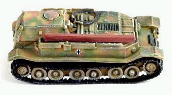 Can.do 威龍廠 德軍 象式維修車 #54 BergenPanzer (L)(1/144)無盒,單售