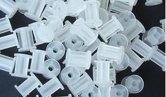 [含稅]電路板主機板固定柱 支撐柱 塑膠固定座 隔離間隔柱 比銅柱有性價比高度15毫米(5個一拍)