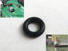 [含稅]音響 變壓器 pcb電路板 電子管避震避振消震減震橡膠腳釘圈 墊片M4 內徑4mm(5個一拍)
