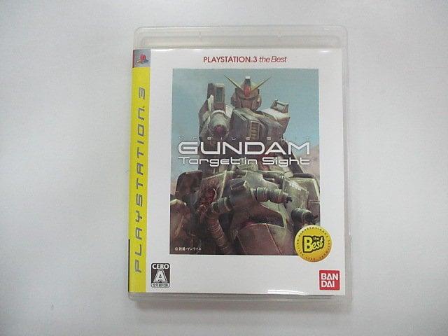 PS3 日版 GAME 機動戰士鋼彈:鎖定目標(41423493)