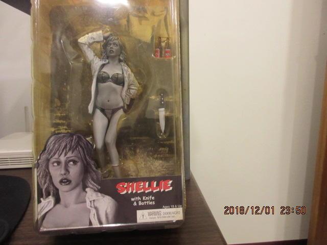 萬惡城市 SIN CITY  Shellie 黑白版