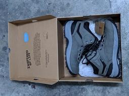 HI-TEC OX米其林大底輕量戶外中筒登山鞋