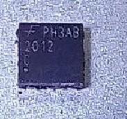 [二手拆機][含稅]FAN2012MPX 2012C QFN封裝 拆機二手