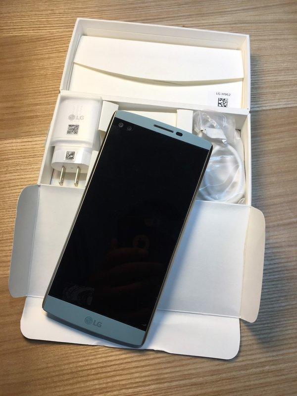 奇機通訊(網拍) - 高雄二手LG V10 故障機 泡水機 報廢機  LG-V10 LG-10