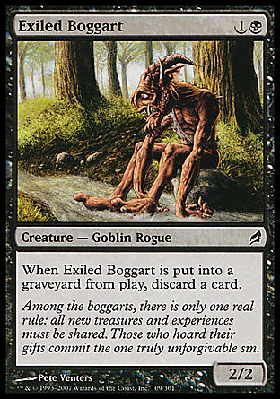 【CM】 洛溫 流放波尬_Exiled Boggart(LW-B-C109)
