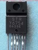 [二手拆機][含稅]電源模組 電源模組 STR-Y6754 STRY6754
