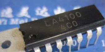 [二手拆機][含稅]LA4100   品質保證