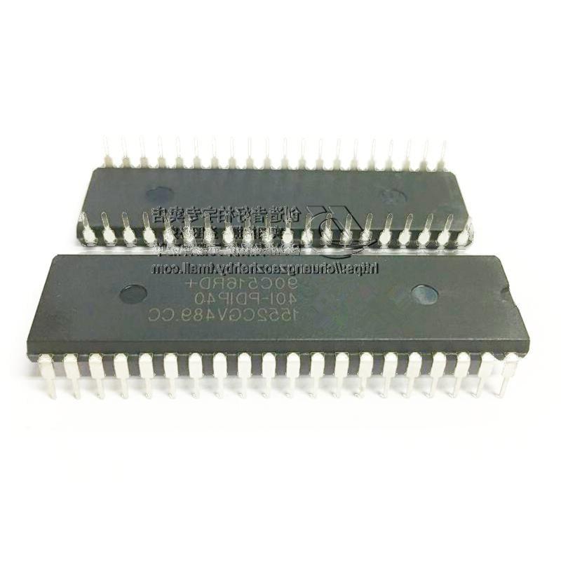 |全新原裝 STC90C516RD+40I-PDIP40 單片機晶片 直插DIP40 214-06899