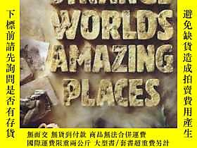 古文物Strange罕見Worlds, Amazing Places: A Grand Tour of the Most