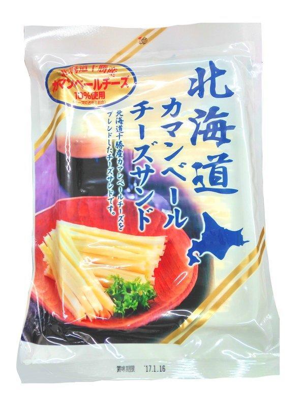 【日本百貨】ORSON 扇屋 北海道十勝產鱈魚起司條 10%加曼貝爾起司使用 伴手禮 送禮 日本進口 拜拜 年貨
