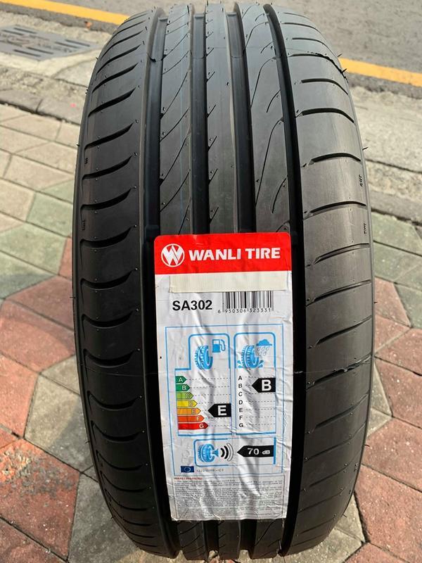 (高雄批發) 萬力 245/40/17 輪胎 SA302 性能胎 CP值超高~瘋狂促銷中~請來電詢問
