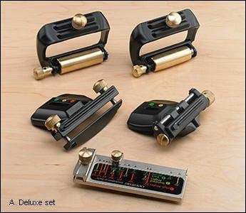 【分享工房】木工DIY 輔助磨刀器豪華組 Veritas Mk.II Honing Guide System