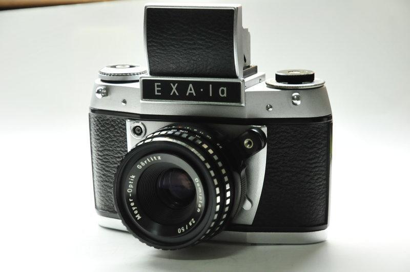 EXA 1a   相機有整里過都正常