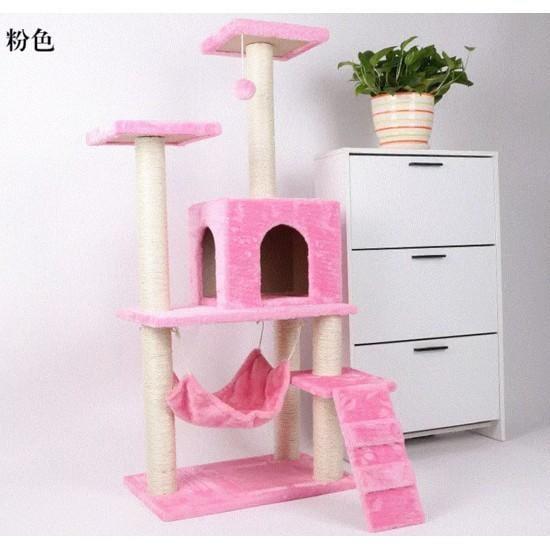 貓爬架貓抓板貓樹貓用品寵物玩具貓爬架貓窩(現宅配)