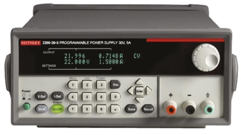 (華甸科技) Keithley 2200-60-2 吉時利 可程式直流電源供應器 (全新)