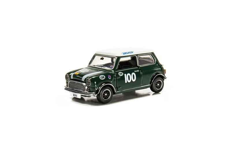 【M.A.S.H】[預定10月到貨] TINY City 100 Mini Cooper Racing #100