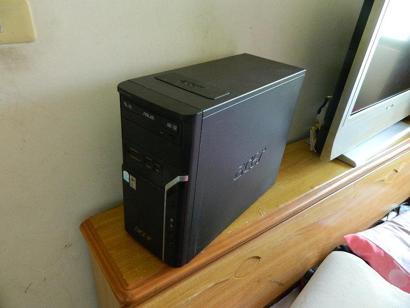 售包郵二手acer m1610電腦Intel 酷睿E4500 雙核心CPU / 2G 記憶體 / 160G 硬碟超穩定