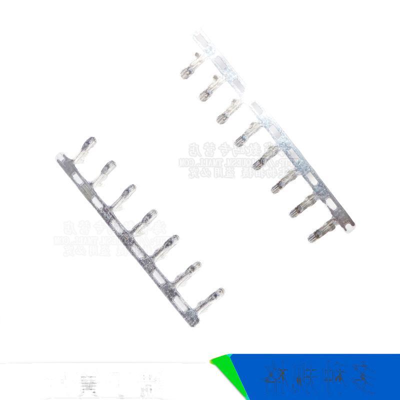 XH2.54 PH2.0 VH3.96 CH3.96 杜邦簧片 壓線頭 冷壓頭 接線端子 221-01107