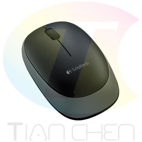 ★板橋批發★Logitech 羅技 2.4GHz 黑色 無線滑鼠 超小型接收器 光學追蹤定位