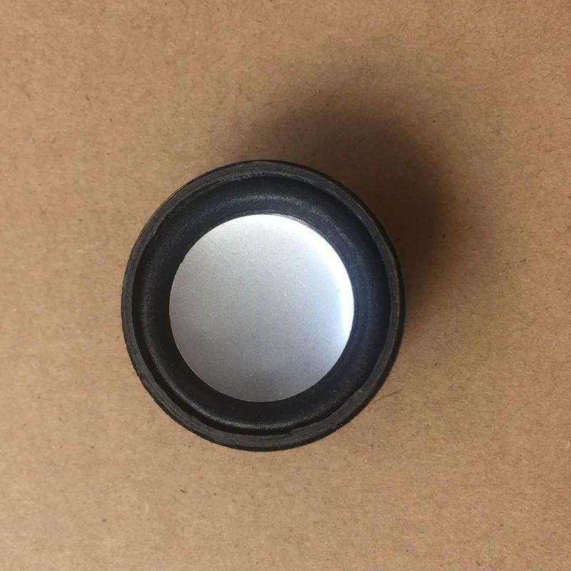 40mm揚聲器 4歐2w3w喇叭外磁1.5寸 3瓦 泡邊鍋底36磁凸帽藍牙音箱 213-00152