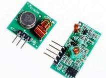[二手拆機][含稅]433M 超再生模組 無線發射模組 防盜報警發射器 接收器 433頻率