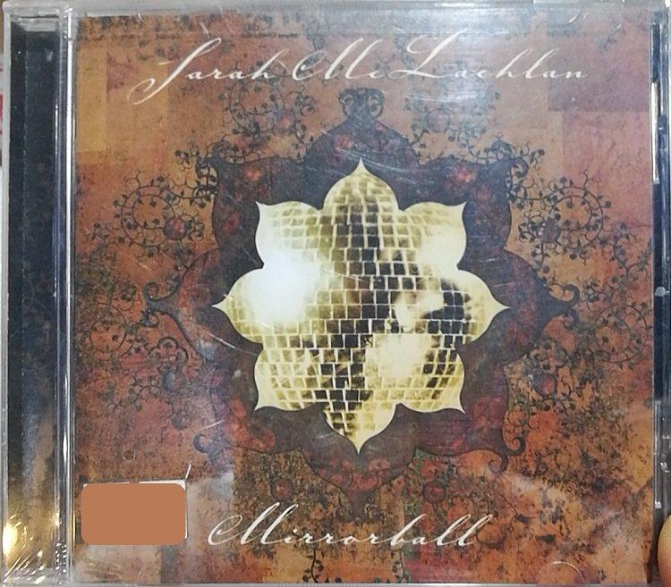 詩軒音像莎拉克勞克蘭Sarah McLachlan Mirrorball CD-dp070