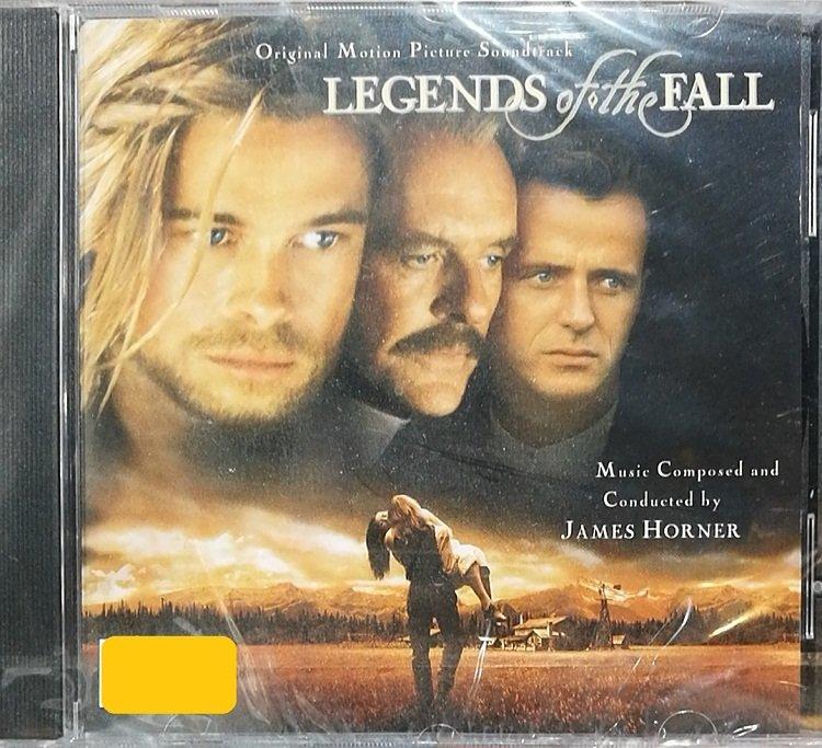 詩軒音像LEGENDS OF THE FALL 燃情歲月電影原聲 CD-dp070