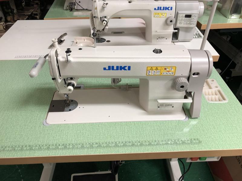 全新 日本製 JUKI DDL-5550N 工業用 縫紉機 普通 平車 針車 ISM 伺服無聲馬達 贈 LED燈 車燈