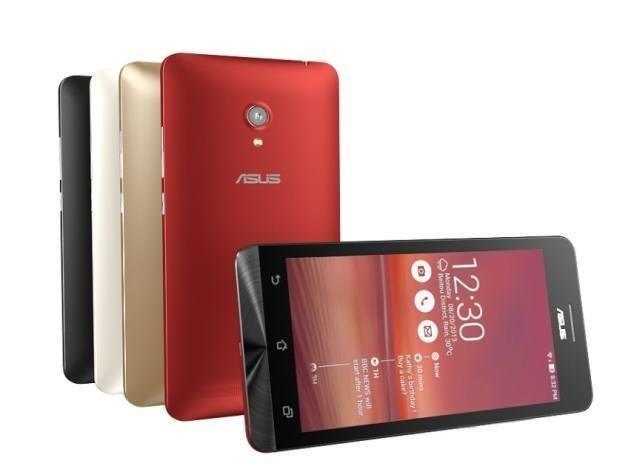 限量福利品 華碩ASUS ZenFone 5 A501CG 5吋雙卡智慧型手機 1G/8GB 紅色