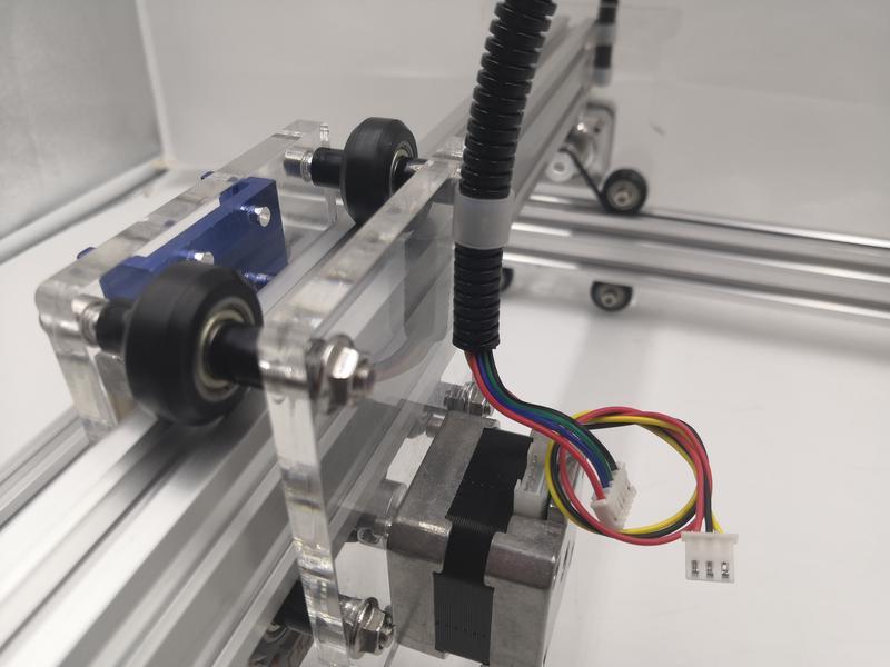 紐軒A3 PRO  繪圖機和雷射雕刻機2合一機台 (A3 Pro)30mm*38mm+寫字模塊