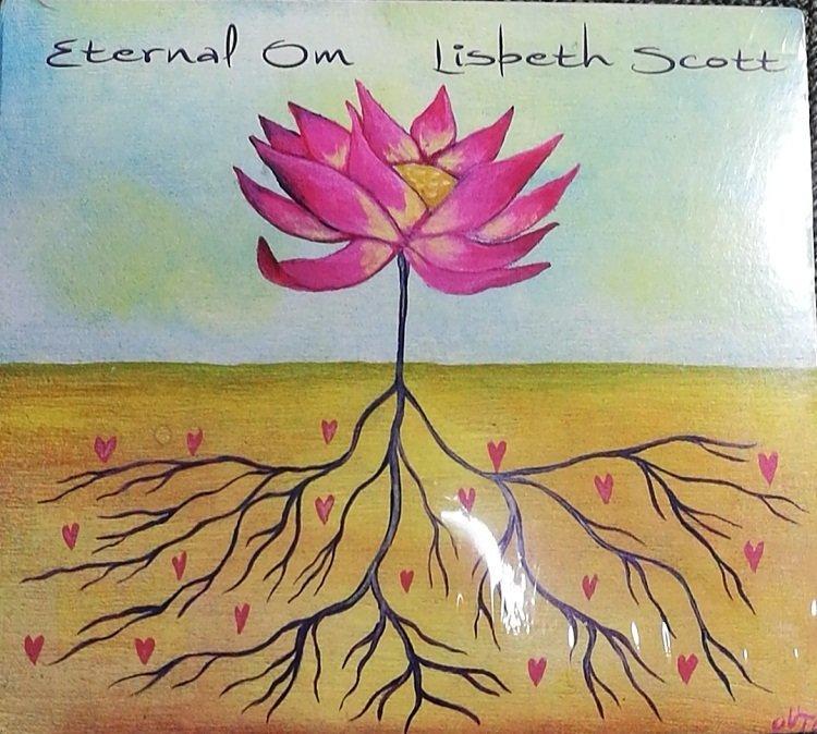 詩軒音像瑜伽頌唱 Lisbeth Scott Om Sweet Om CD-dp070