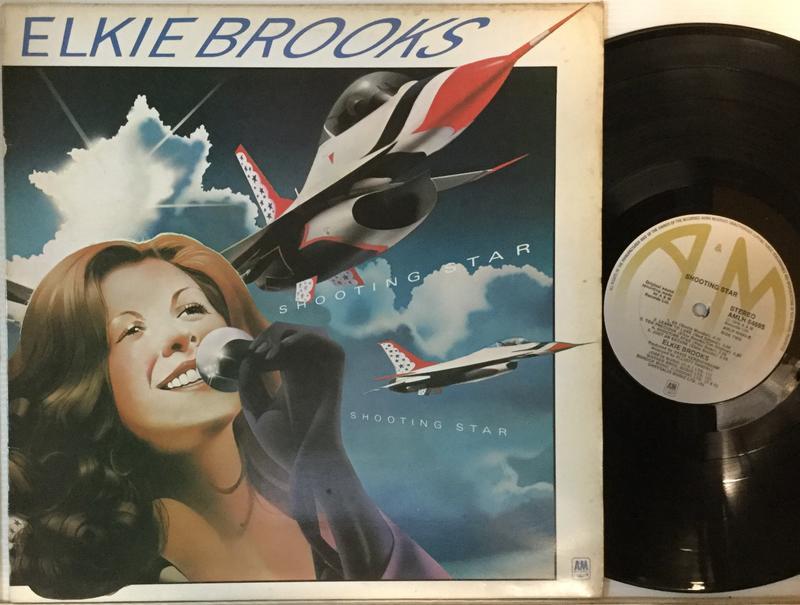 先行一車/西洋/Elkie Brooks - Shooting Star
