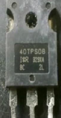 [二手拆機][含稅]進口拆機單向可控矽40TPS08 40TPS08A 40A/800V