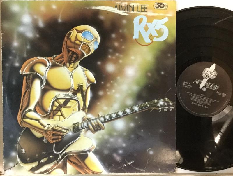 先行一車/西洋/Alvin Lee Band - RX5
