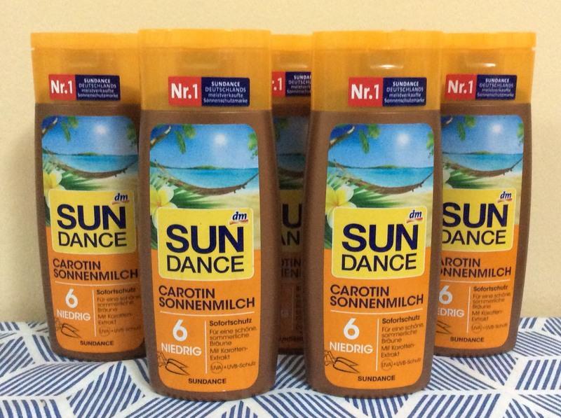 太陽舞牌SPF6助曬乳液類似Hawaiian Tropics熱帶夏威夷Banana Boat助曬油衝浪助曬劑