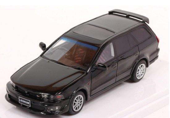 [WIT'S] 1:43 Mitsubishi Legnum 2.5 VR4 Type S - 黑色 (Galant)