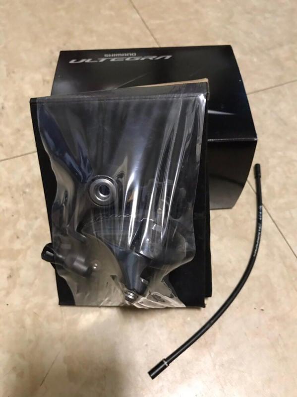 shimano ultegra 6800 11速短腿後變 附線 900元