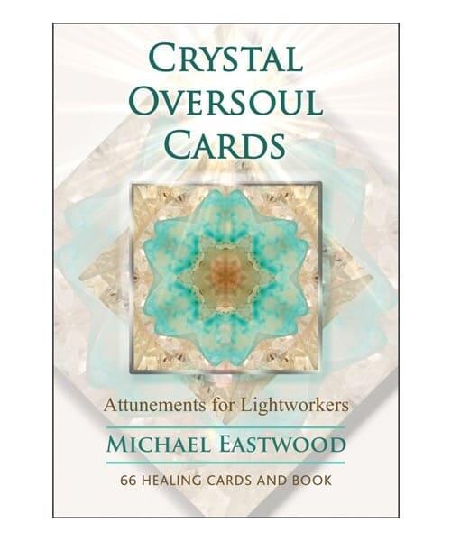 289【佛化人生】現貨 正版 水晶超靈卡 crystal oversoul cards