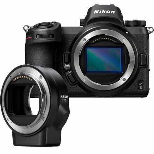 來來相機 Nikon Z6單機身 + FTZ轉接環  平輸