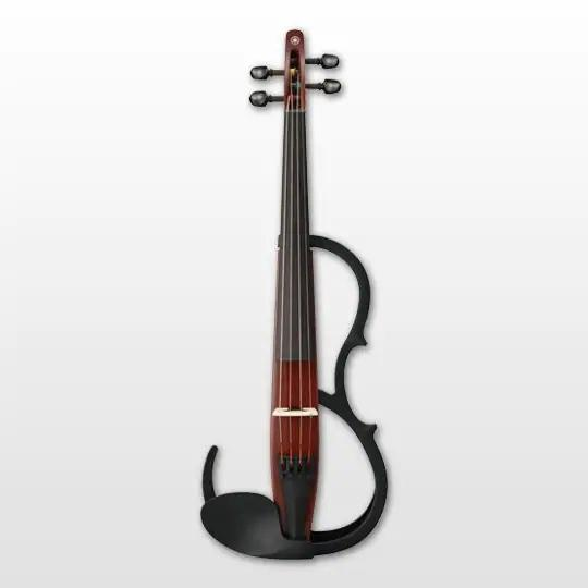 造韻樂器音響- JU-MUSIC - 全新 YAMAHA YSV104 靜音小提琴 電子小提琴 4 弦