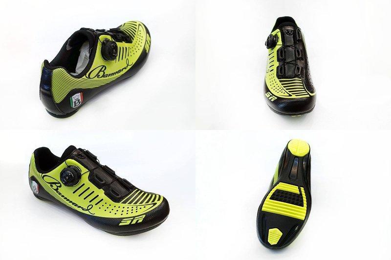 班納德BANNARD SR超耐磨硬底鞋/ 自行車鞋(新款快速旋鈕設計.非市面舊款扣具)~零碼出清特惠!